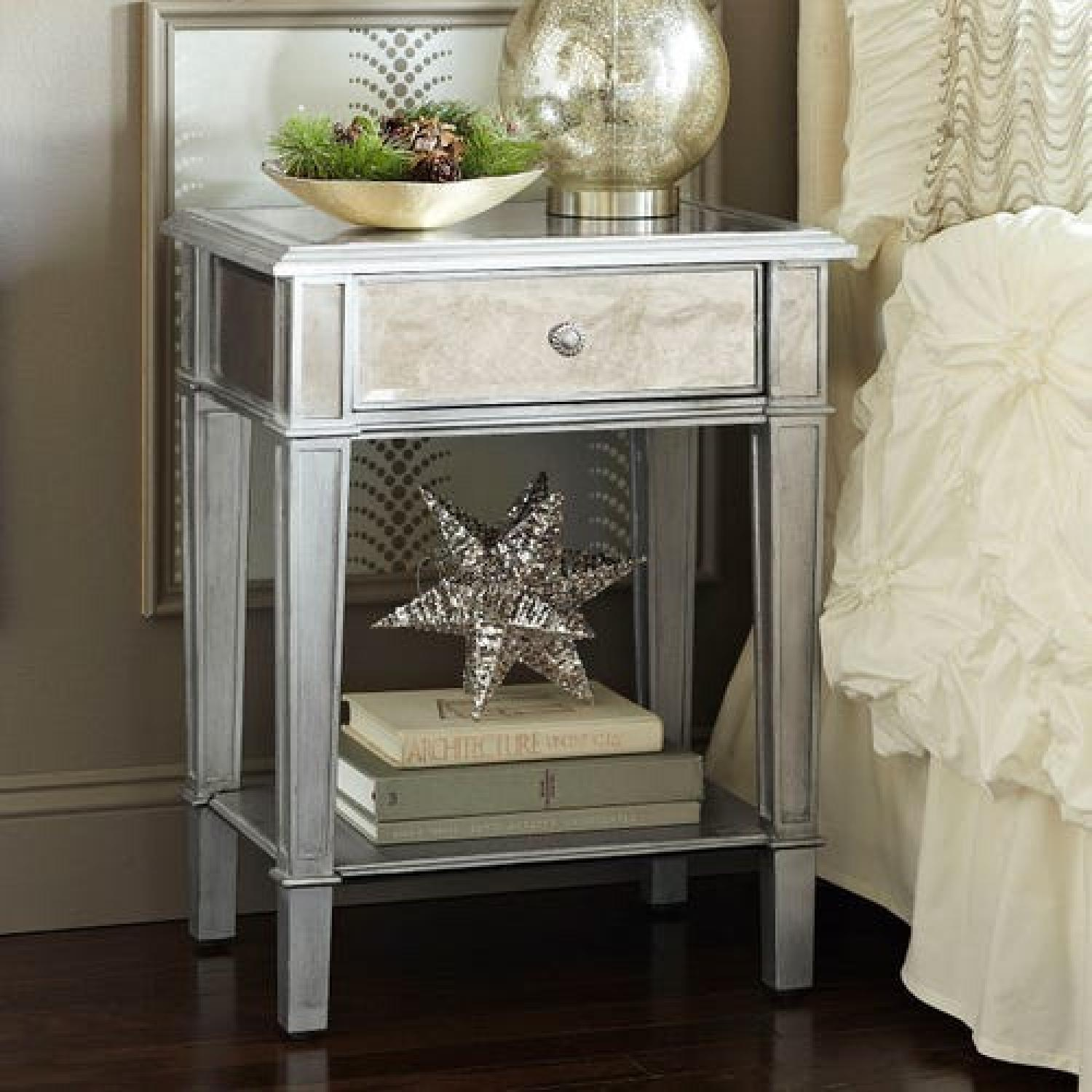 Pier 1 Hayworth Nightstands - image-1