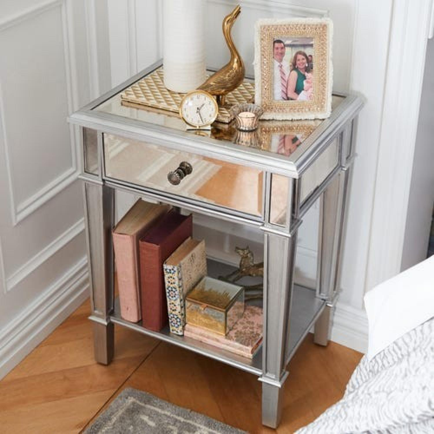 Pier 1 Hayworth Nightstands - image-2