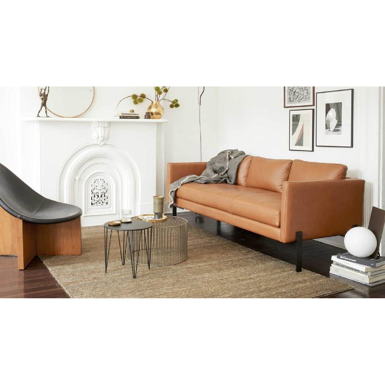 TRNK Truss Sofa in Maharam Fabric & Powder-Coated Steel - image-2