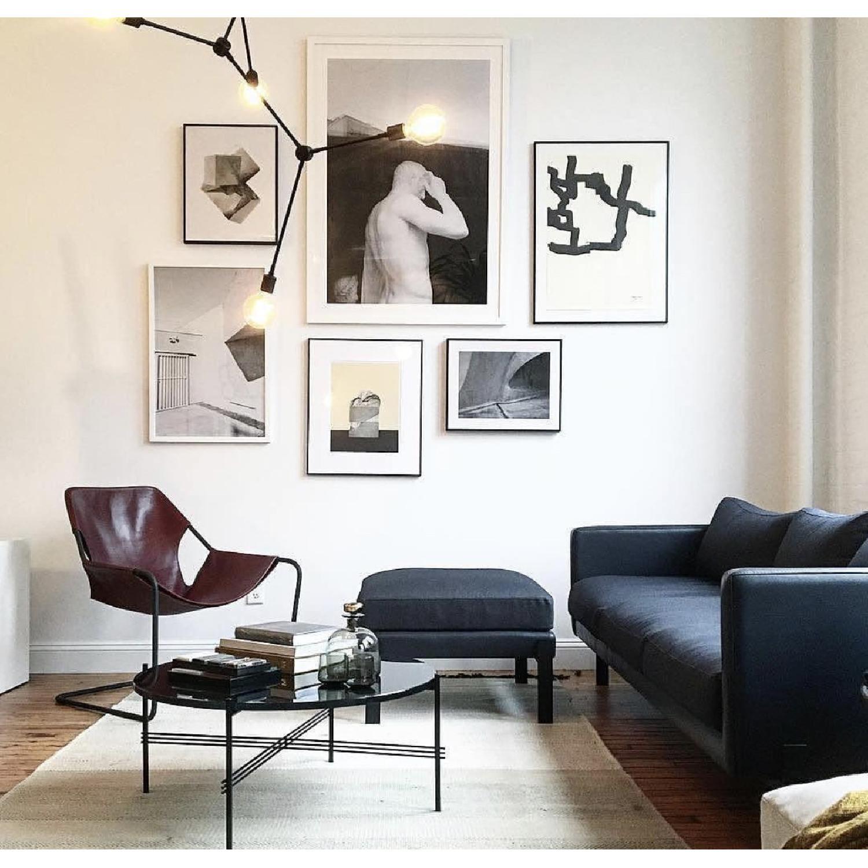 TRNK Truss Sofa in Maharam Fabric & Powder-Coated Steel - image-4