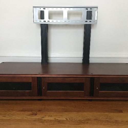 Used Salamander Designs Synergy AV Cabinet for sale on AptDeco