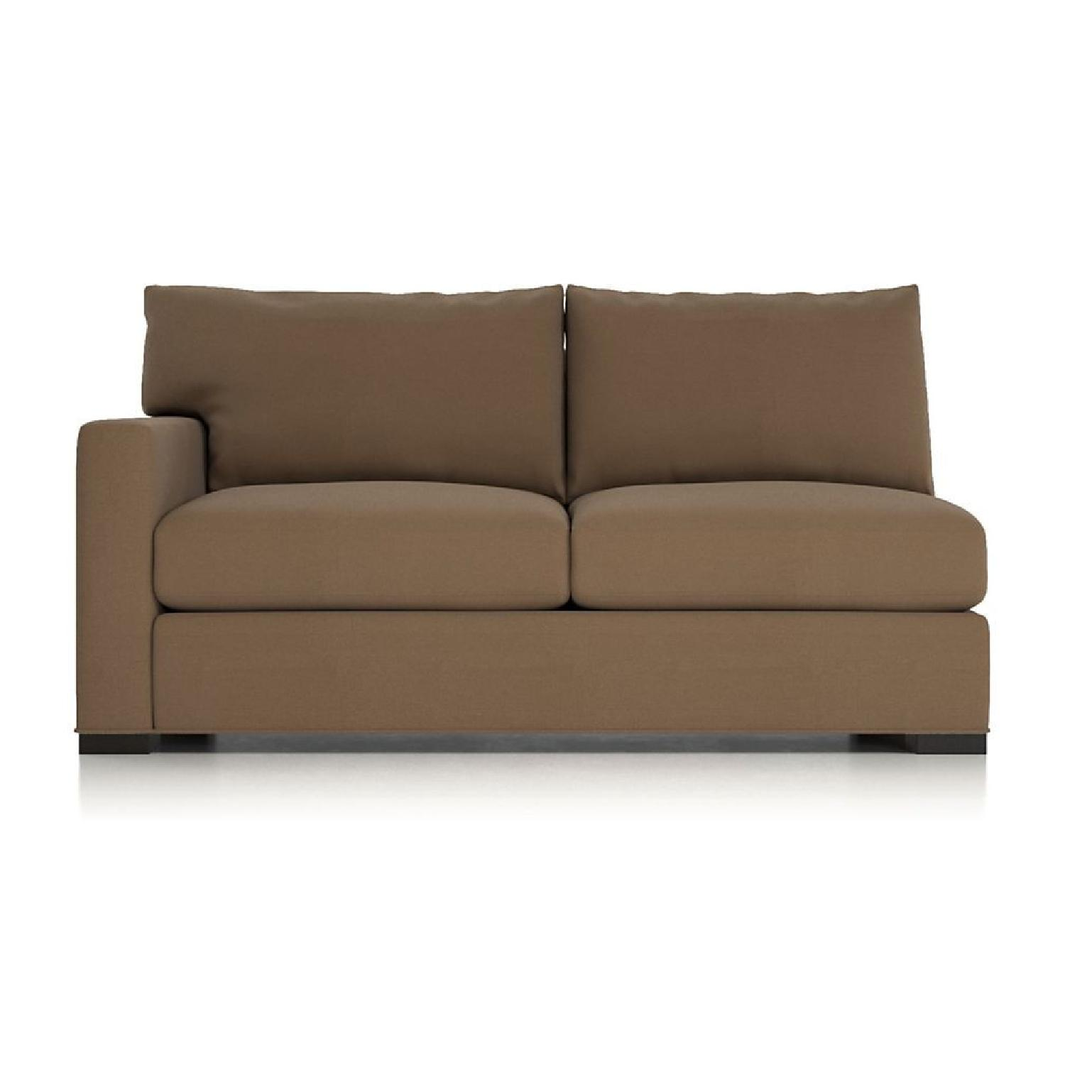 Crate & Barrel Axis 3-Piece Sectional Sofa - image-1