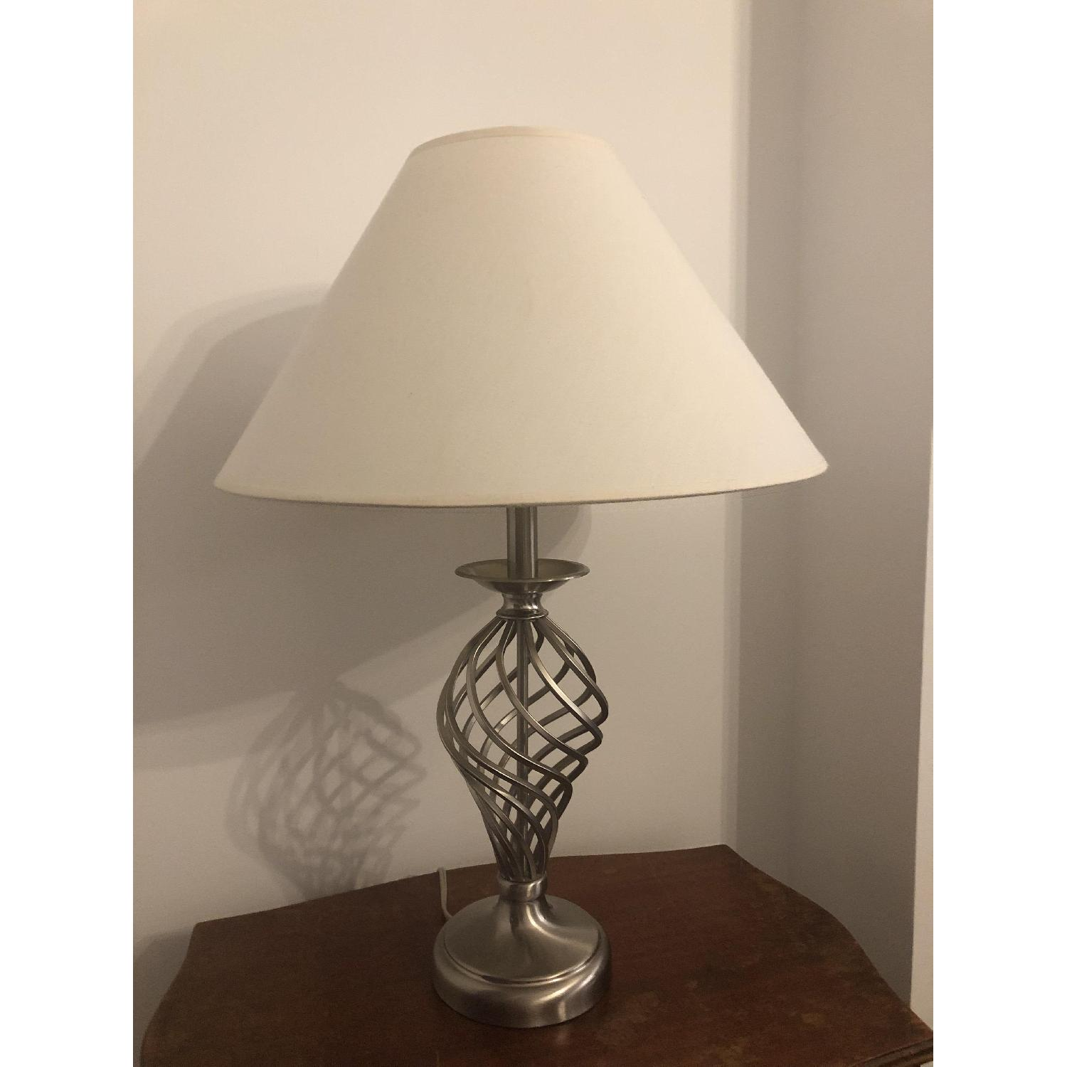 Twisted Table Lamp - image-1