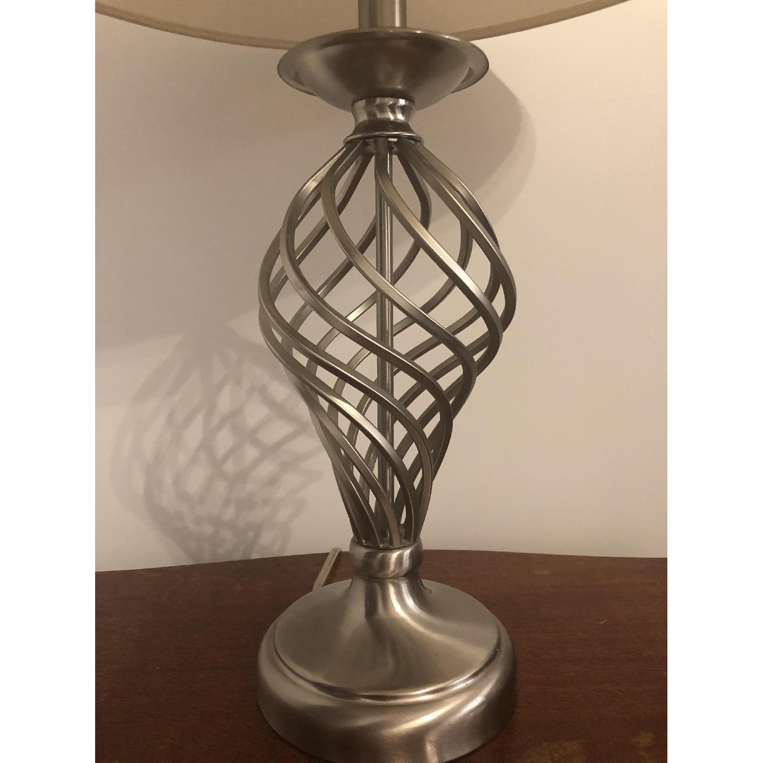 Twisted Table Lamp - image-2