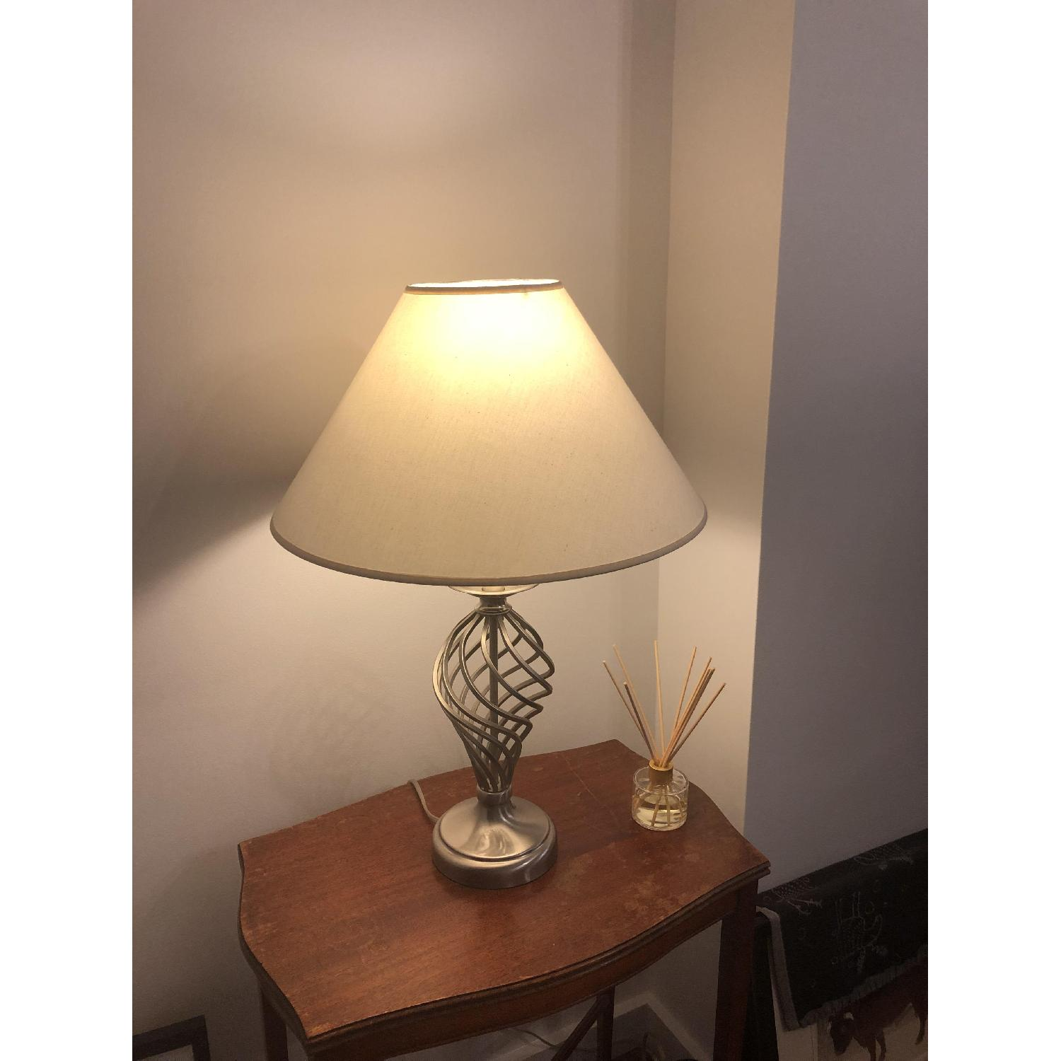 Twisted Table Lamp - image-3