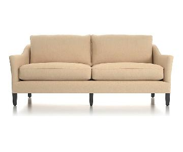 Crate & Barrel 2-Seater Sofa