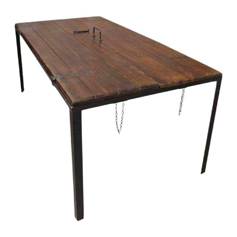 Dot & Bo Door Top Convertible Dining Table/Desk - image-0
