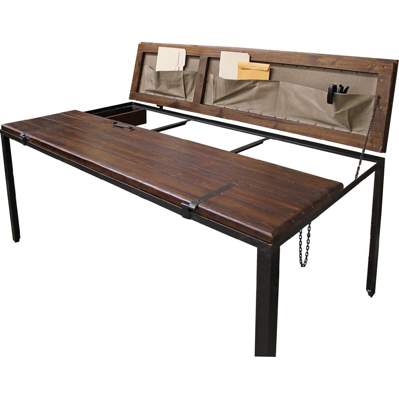 Dot & Bo Door Top Convertible Dining Table/Desk - image-1
