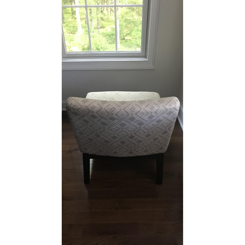 West Elm Upholstered Slipper Chair - image-1