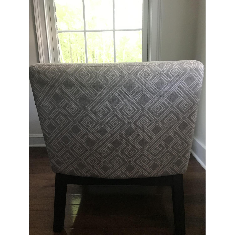 West Elm Upholstered Slipper Chair - image-6
