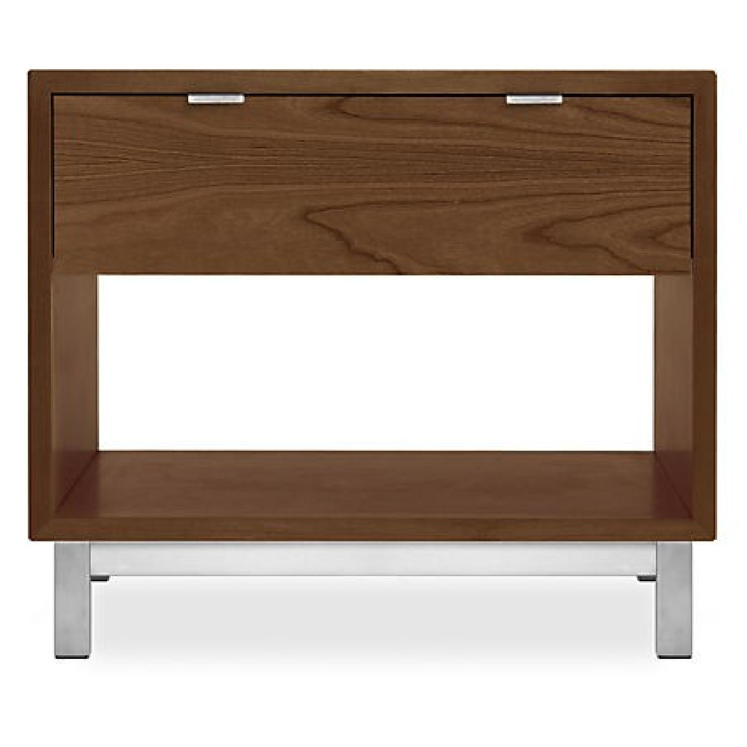 Room & Board Copenhagen Walnut Nightstand
