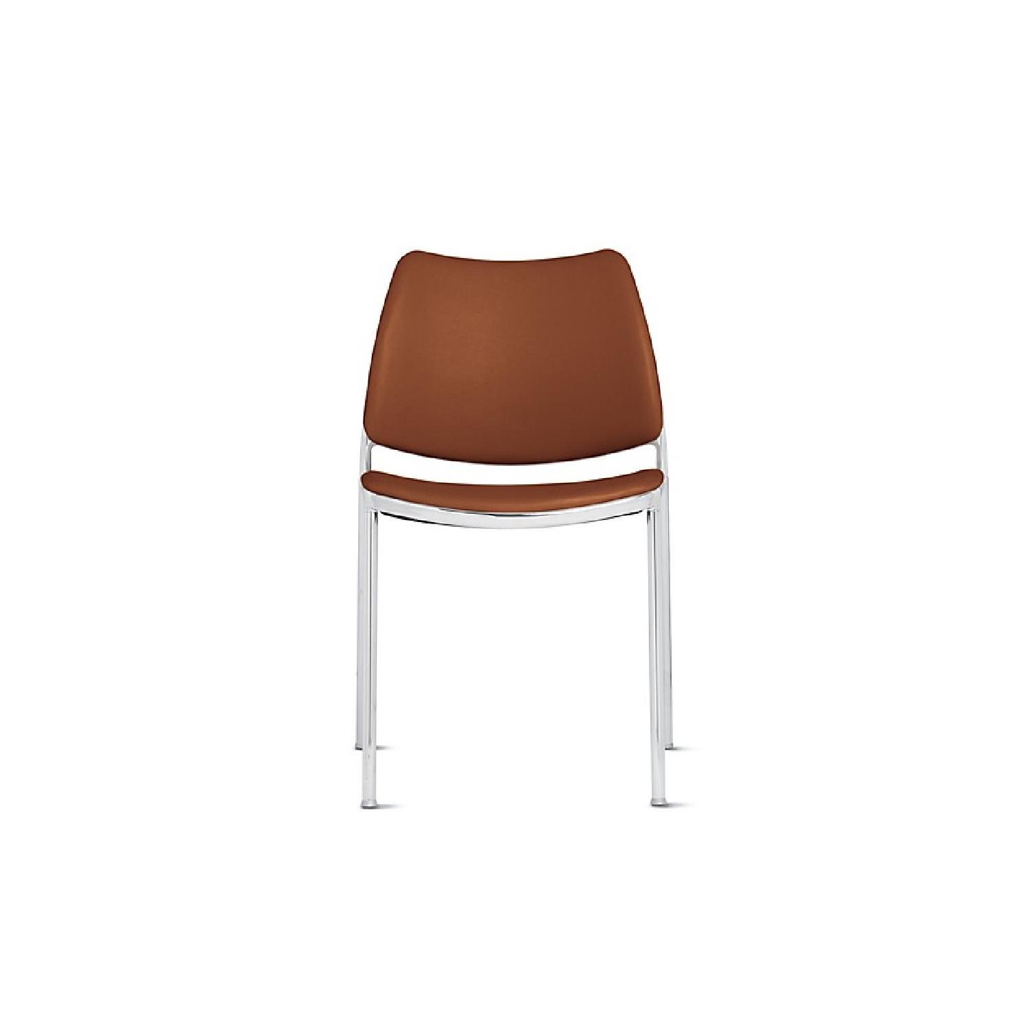 Stua Leather Gas Side Chairs - image-0