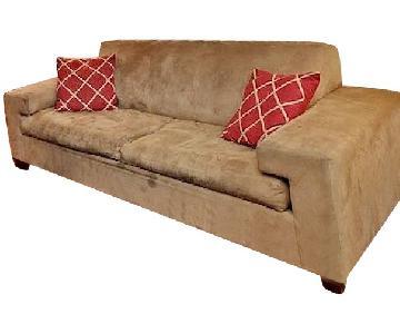 Jensen-Lewis Modern Queen Sleeper Sofa