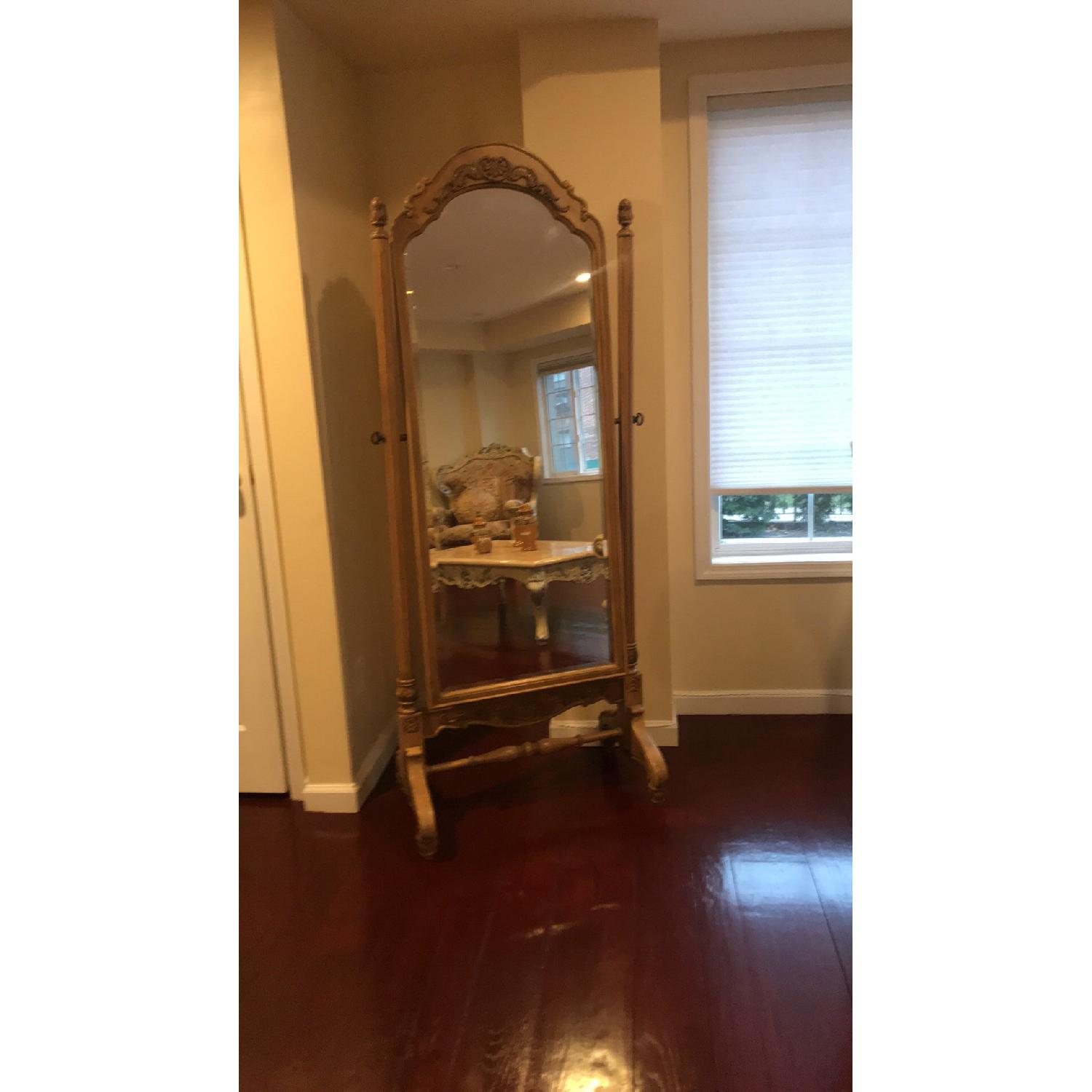 Antique French Mirror - image-1