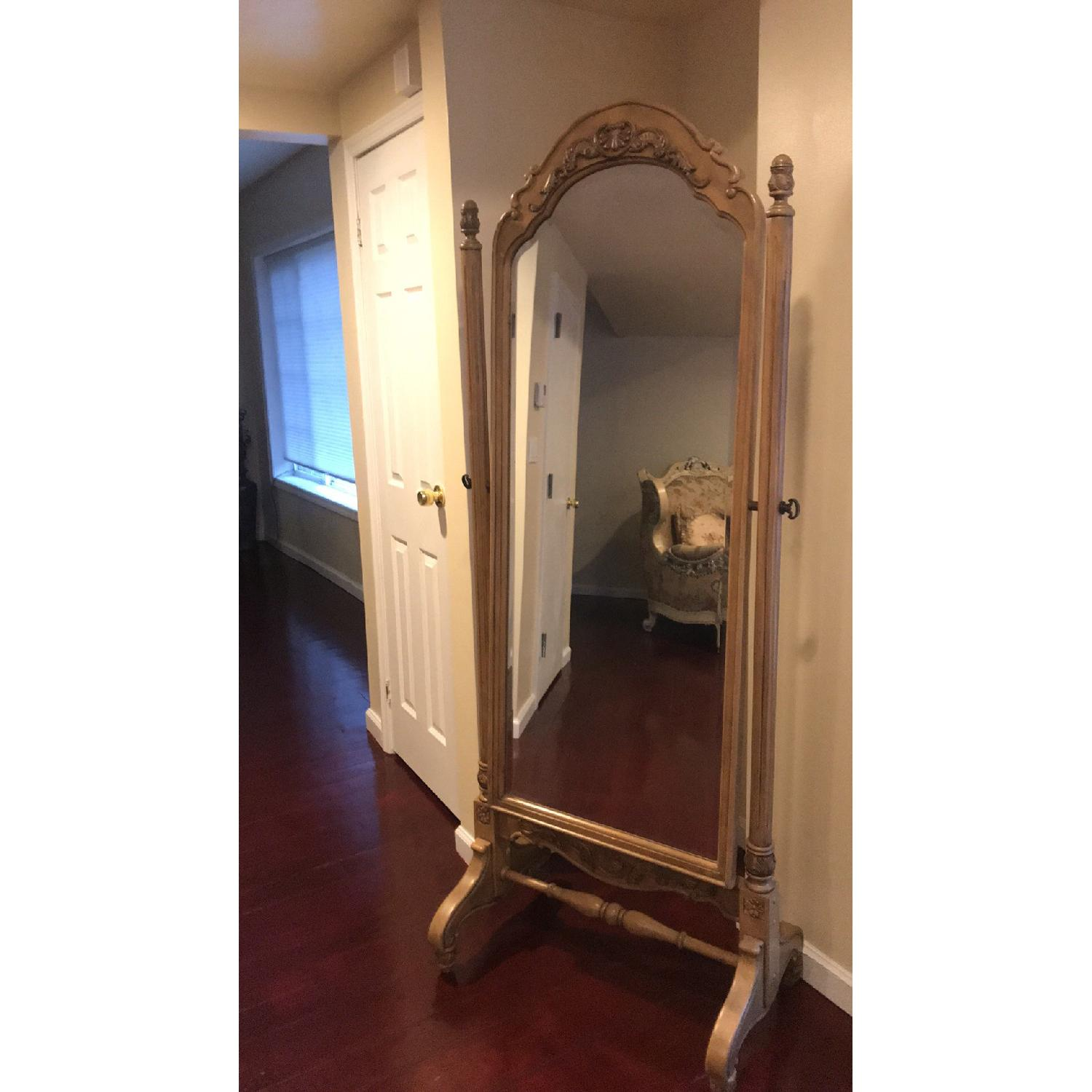 Antique French Mirror - image-2