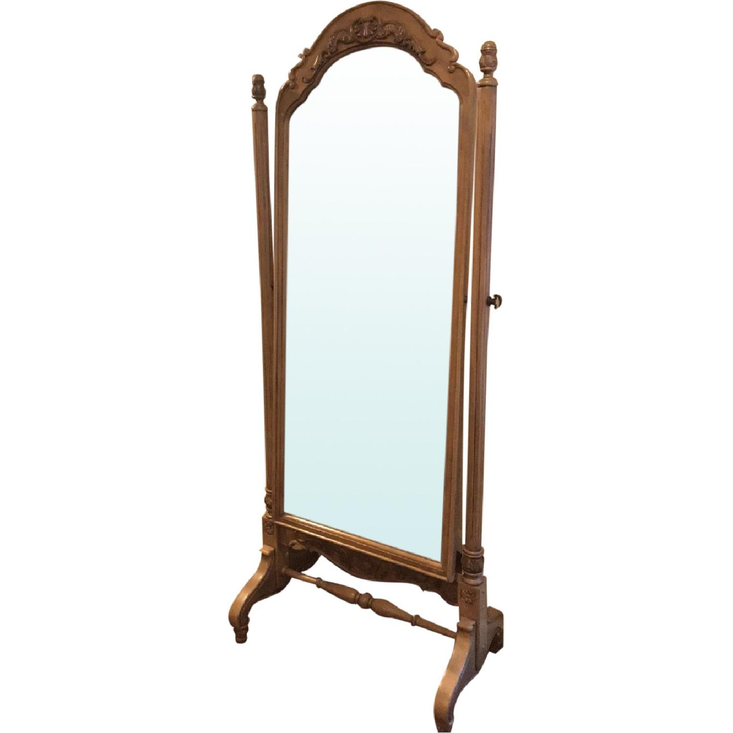 Antique French Mirror - image-0