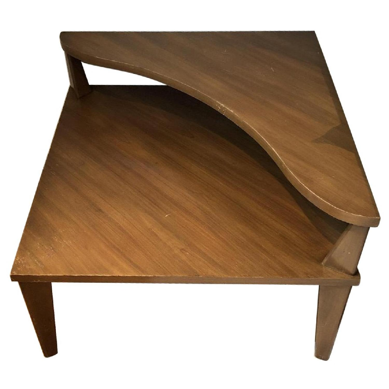 John Widdicomb Mid Century Coffee Table - image-0