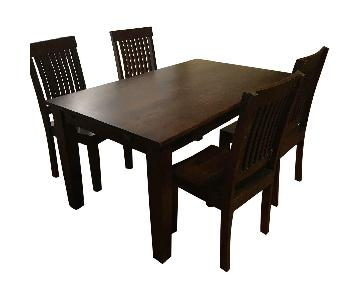World Market 5 Piece Dining Set