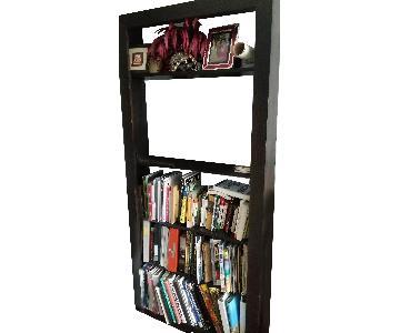 Les Migrateurs Wood Bookcase