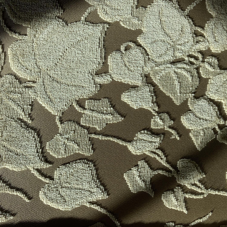 Brunschwig & Fils Upholstered Slipper Chair in Custom Fabric - image-4