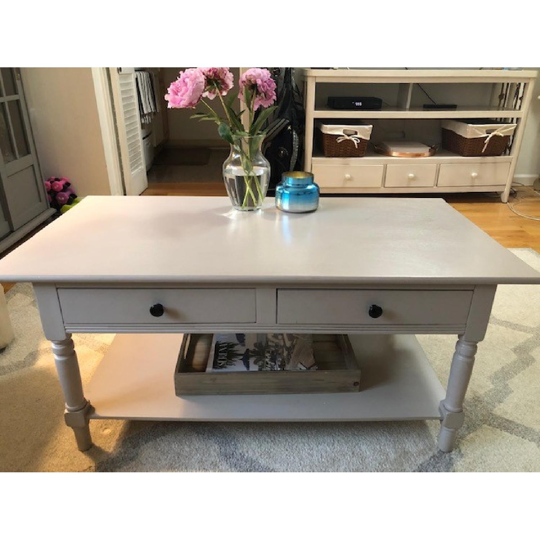 Boris Coffee Table w/ Storage - image-1
