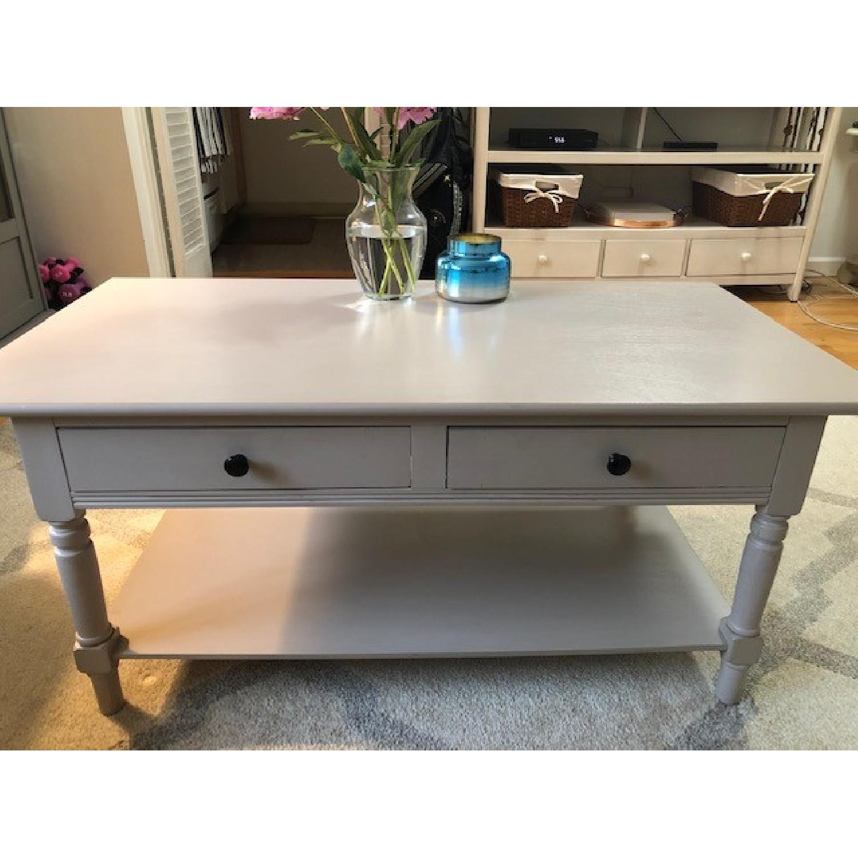 Boris Coffee Table w/ Storage - image-2