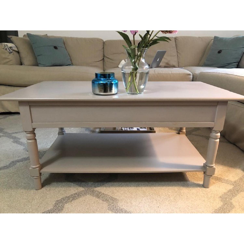 Boris Coffee Table w/ Storage - image-5