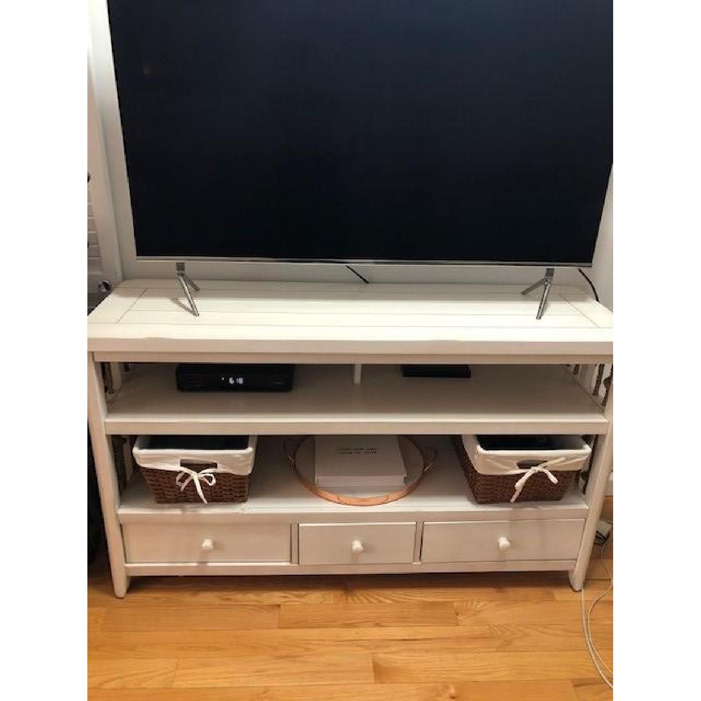 Chaz TV Stand w/ Storage - image-1