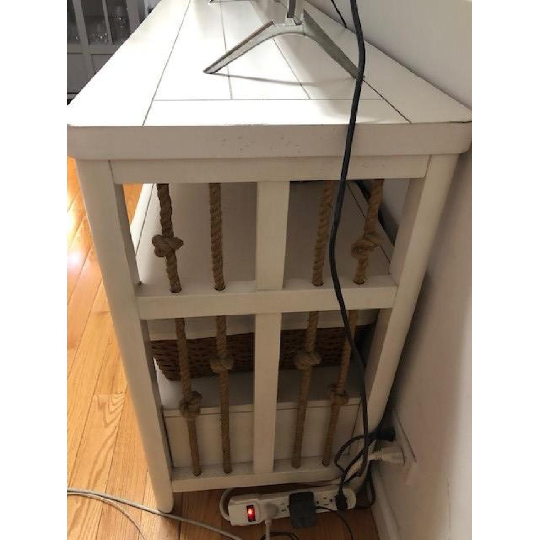 Chaz TV Stand w/ Storage - image-2