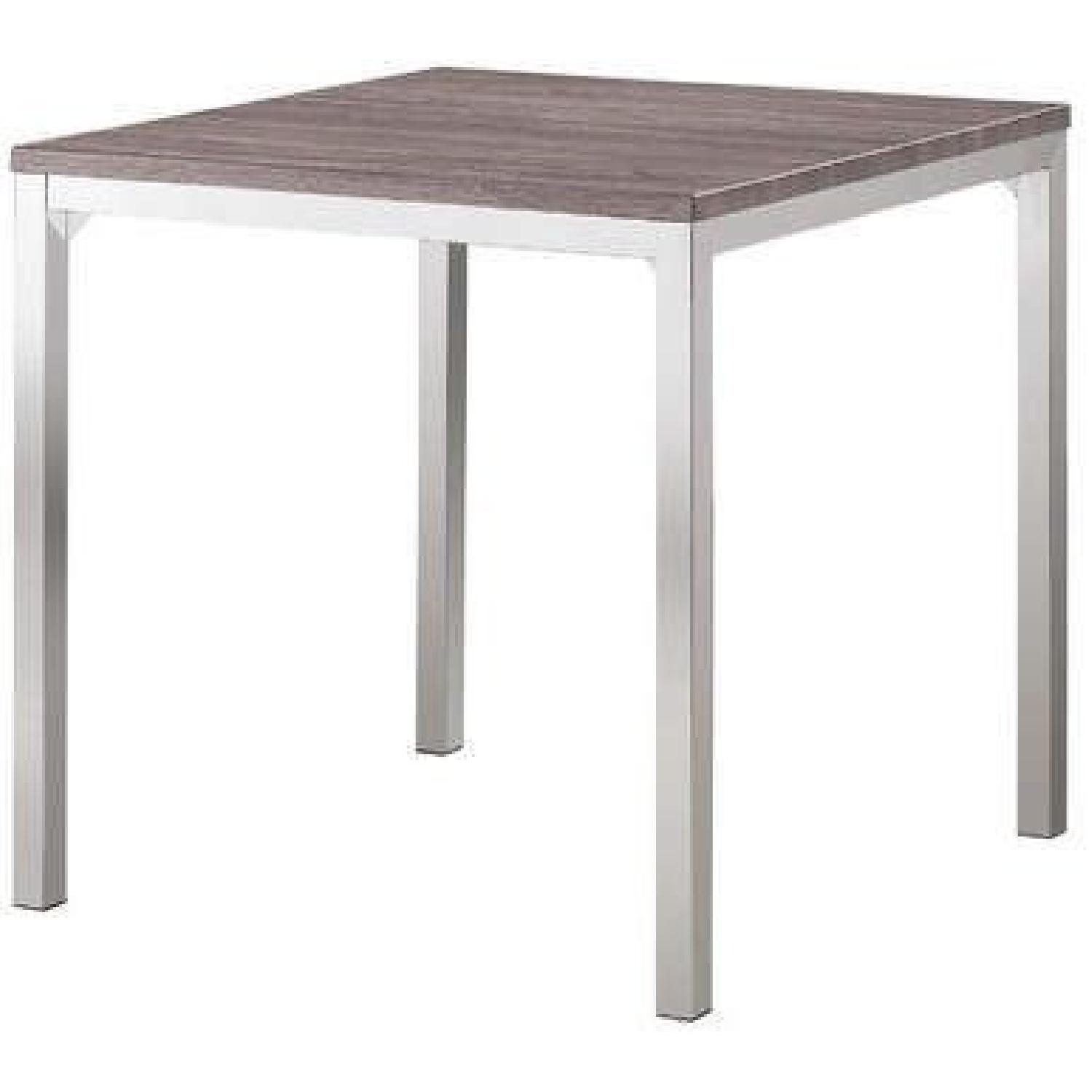 Mercury Row Reeve Grey Counter Height Dining Table - image-0