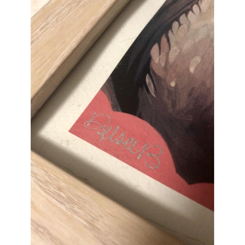Kelsey Beckett Signed & Numbered Print - Secret Admirer - image-4