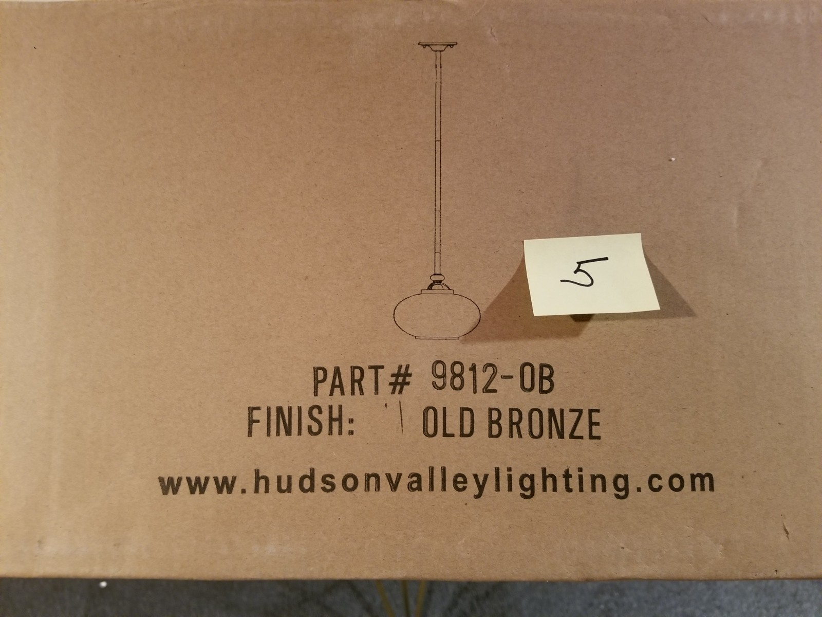 Hudson Valley Canton Pendant Light