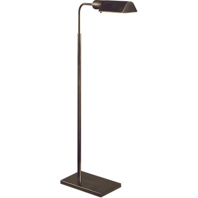 Visual Comfort Studio Adjustable Height Floor Lamp