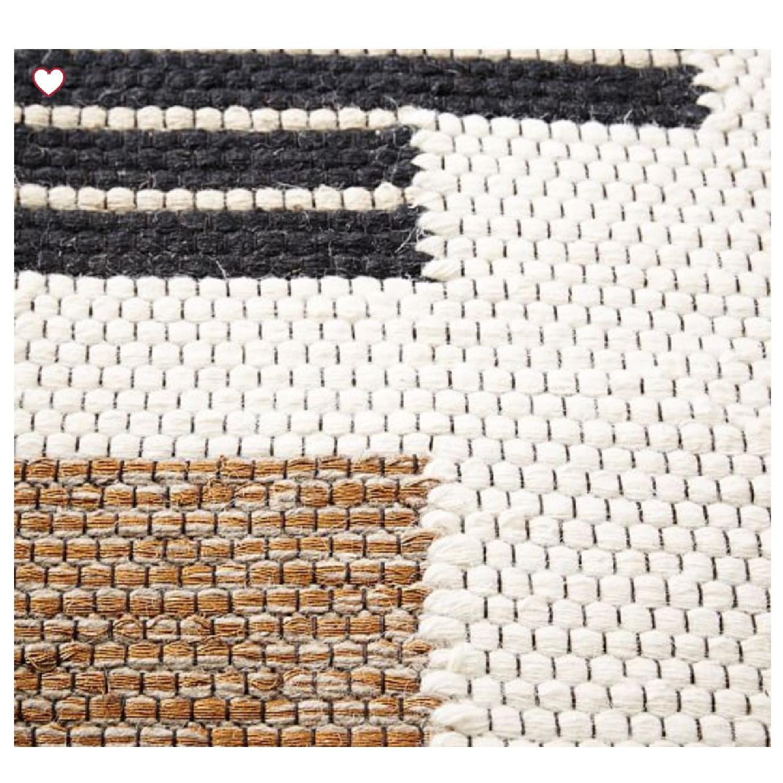 West Elm Colca Wool Rug - image-1