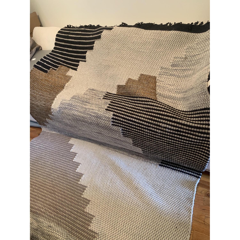 West Elm Colca Wool Rug - image-5