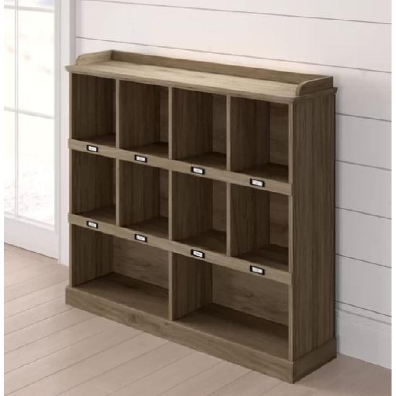 Beachcrest Home Bowerbank Standard Bookcase - image-0