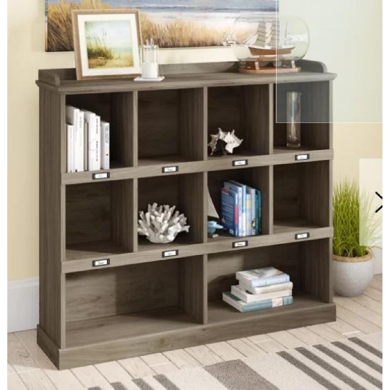 Beachcrest Home Bowerbank Standard Bookcase - image-1