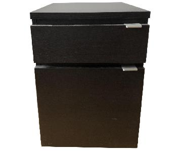 Ikea 2 Drawer Filing Cabinet/Nightstand