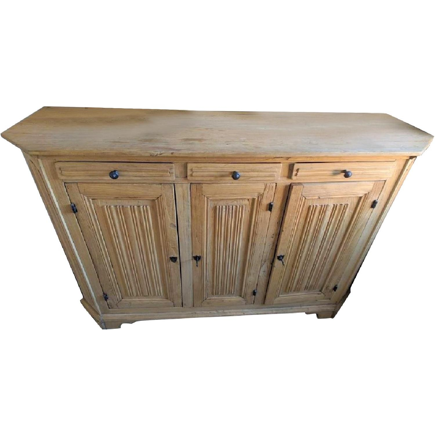 French Style Buffet/Cupboard - image-0