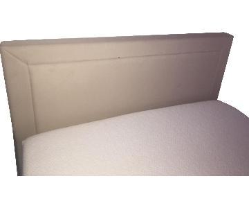 Upholstered Full Size Bed Frame