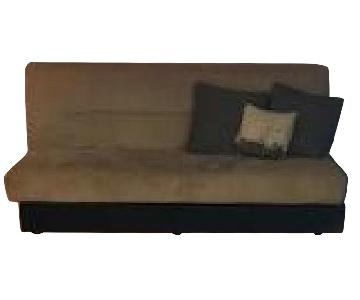 Istikbal Regata Armless Convertible Sofa Bed
