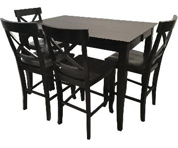 Hamilton & Spill Furniture Stanton 9-Piece Modern Dining Set