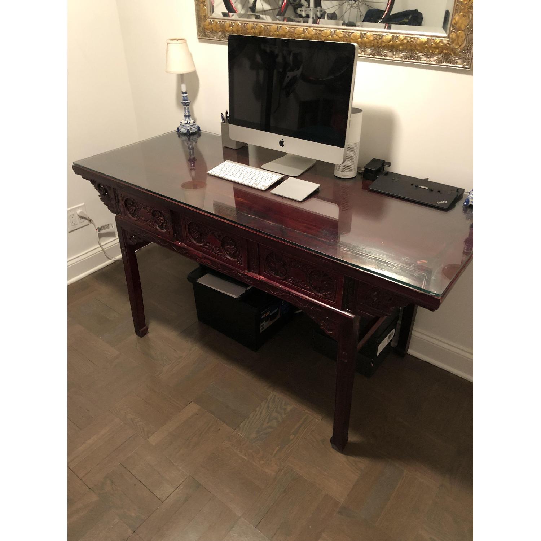 Antique Chinese Desk - image-2