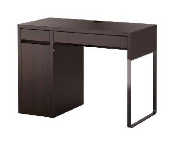 Ikea Micke Modern Writing Desk