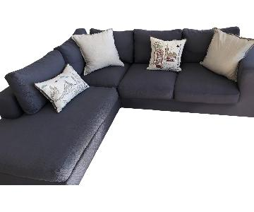 BoConcept Cenova Sectional Sofa w/ Lounging Unit