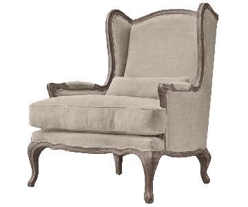 Restoration Hardware Lorraine Chair