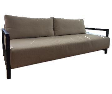 ABC Carpet & Home Queen Sleeper Sofa