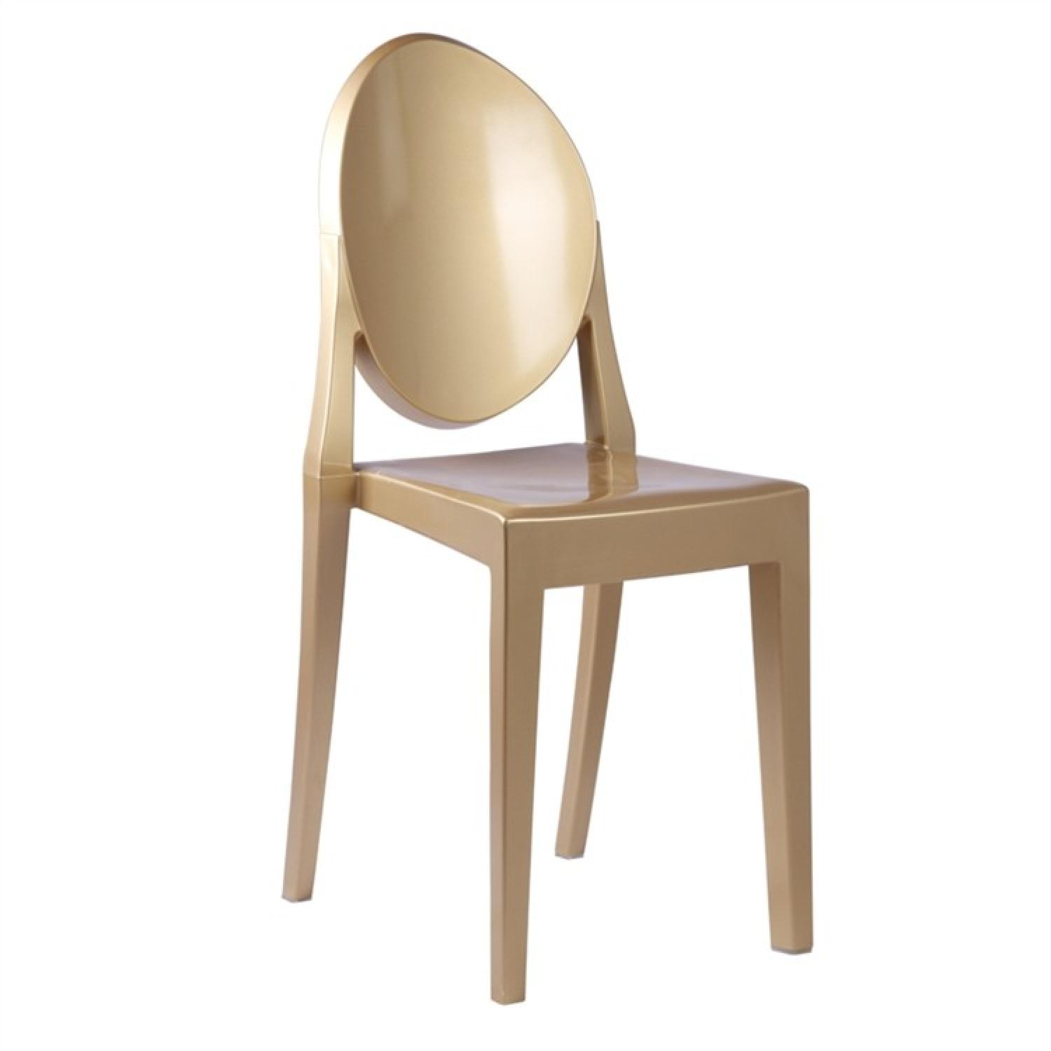 modern stackable dining chair in scratch u0026 weather resistant