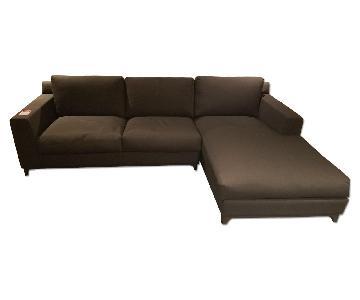 Lazzoni Sectional Sofa