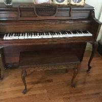 Stony and Clark Piano